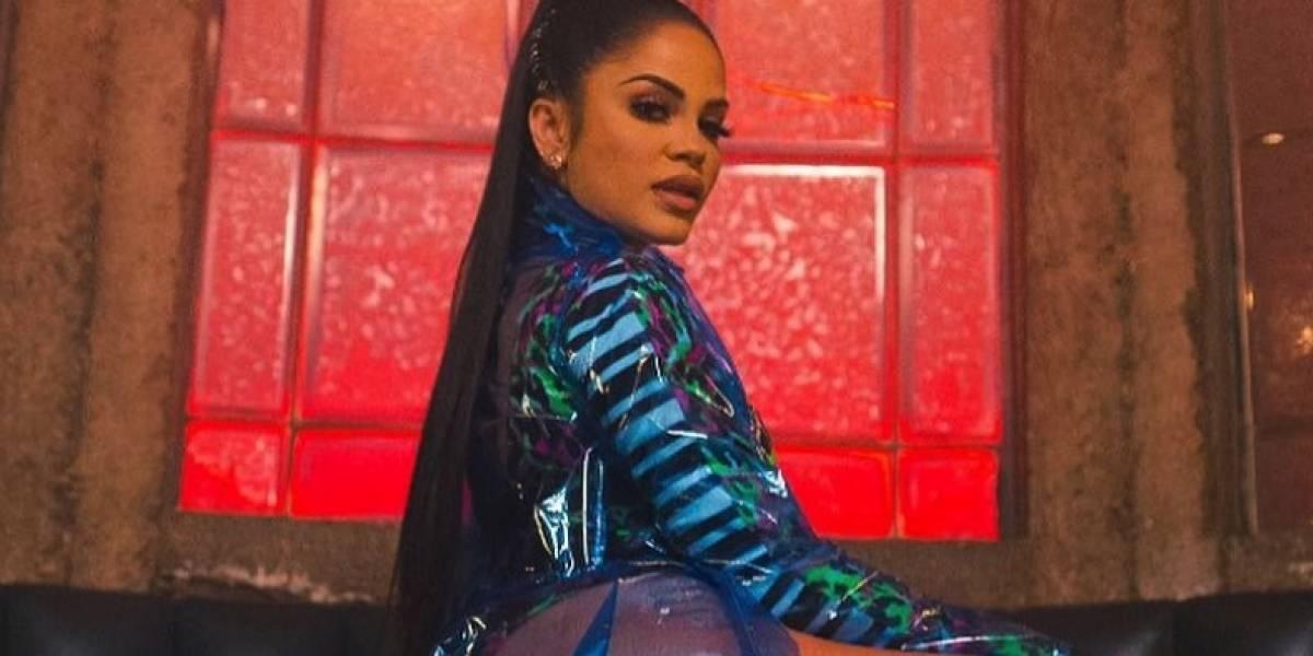 Natti Natasha canta sin playback y genera debate en redes