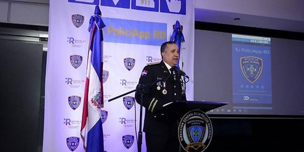 Policía Nacional dice que disponía de datos sobre red narco de Puerto Rico