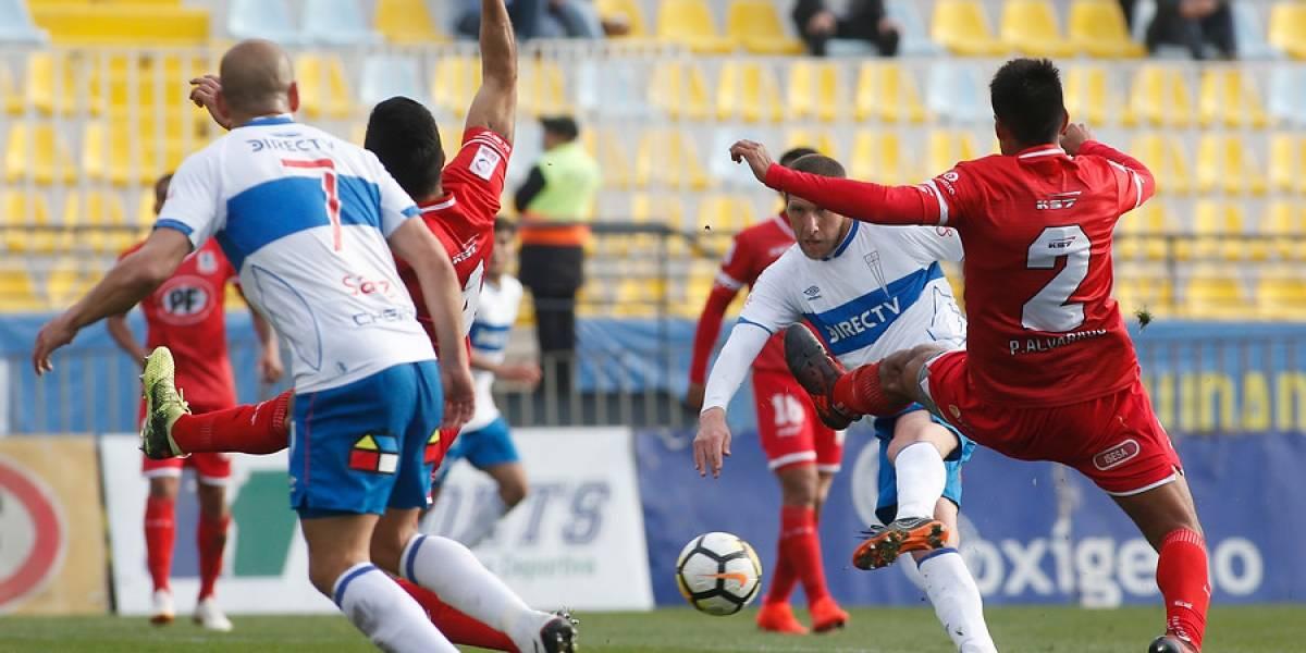 El campeón UC contra el puntero La Calera: La programación de la cuarta fecha del Campeonato Nacional 2019