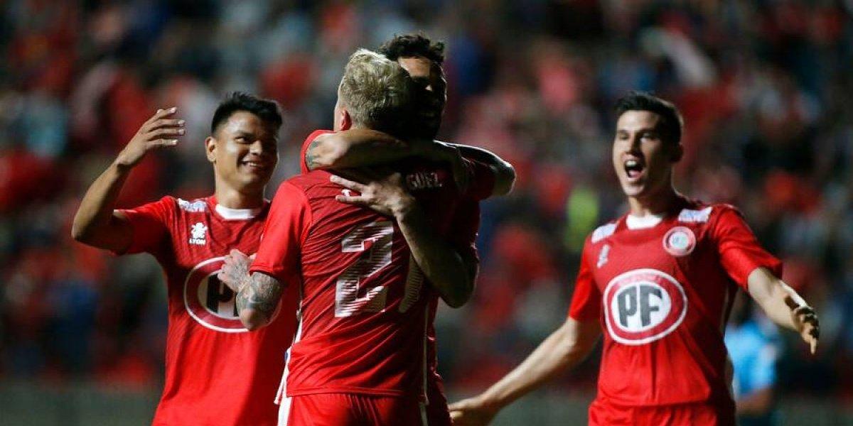 Unión La Calera venció a Cobresal y no le pierde pisada a Colo Colo en la cima del Campeonato Nacional