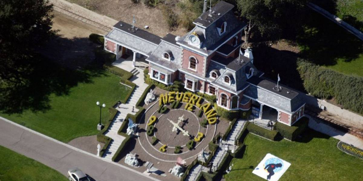 """Rancho de Michael Jackson """"Neverland"""" vuelve a la venta... y con descuento"""