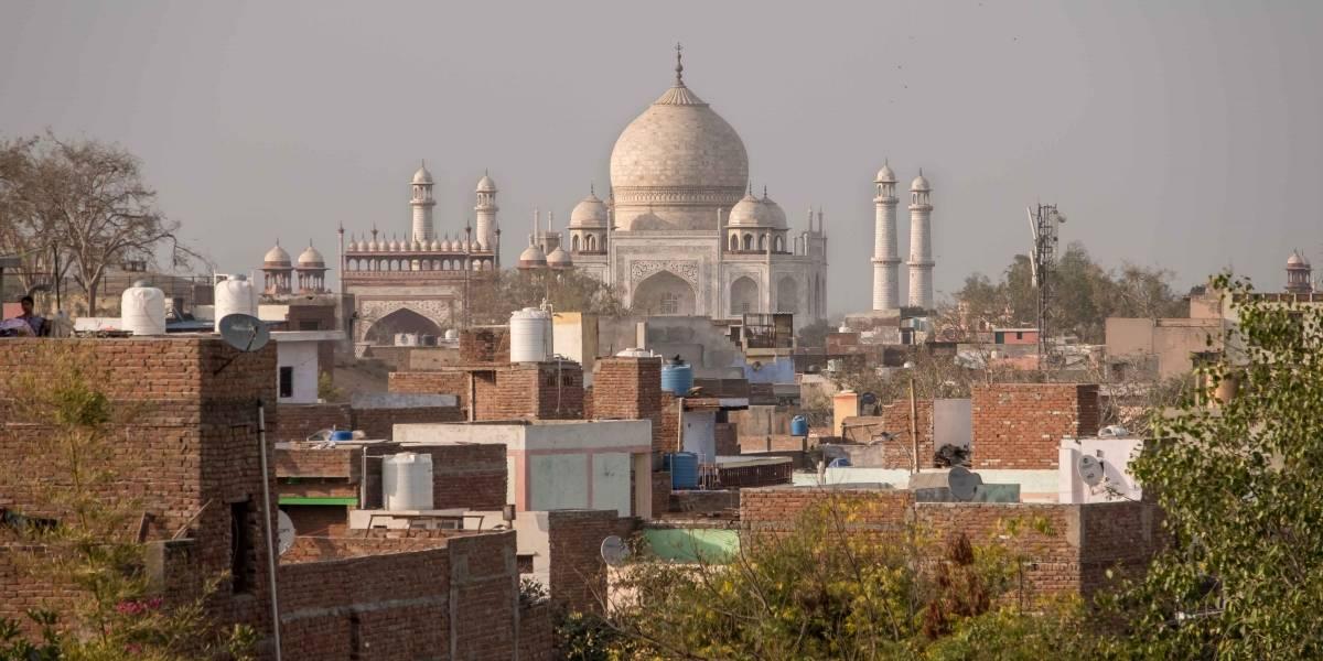 Agra: Ciudad del Taj Mahal