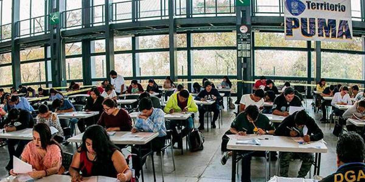 Lanza UNAM app de autoevaluación para examen de admisión a bachillerato
