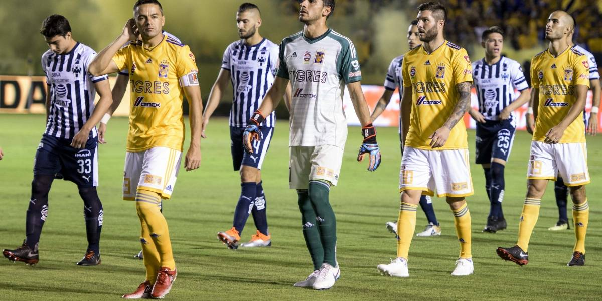 Antes del Clásico, Rayados y Tigres atenderán la Liga de Campeones