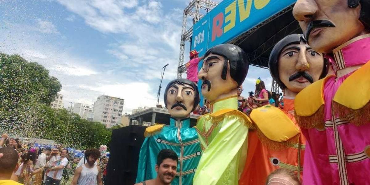 Bloco Sargento Pimenta lança campanha para Ringo Starr participar da folia em 2020