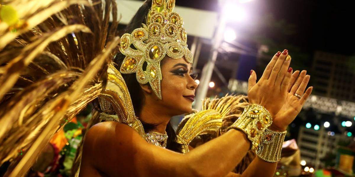 As rainhas do carnaval carioca! Confira fotos do primeiro dia de desfile