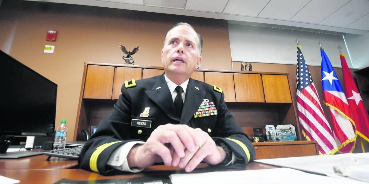 Ayudante general inicia pesquisas internas en la Guardia Nacional
