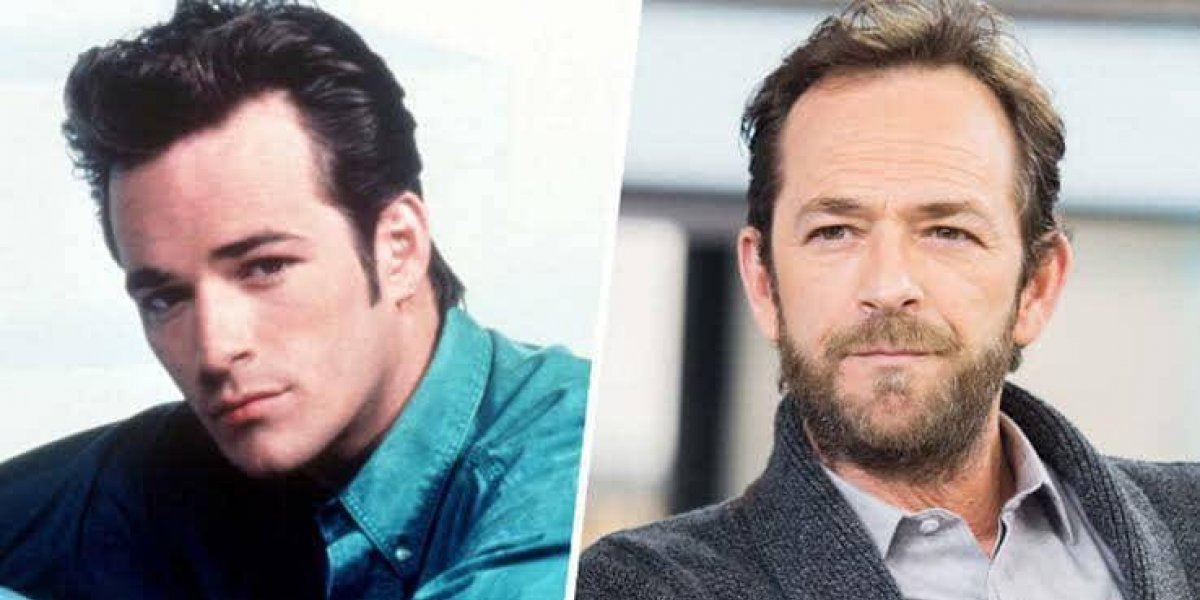Así recordaremos a Luke Perry, el galán de Beverly Hills 90210