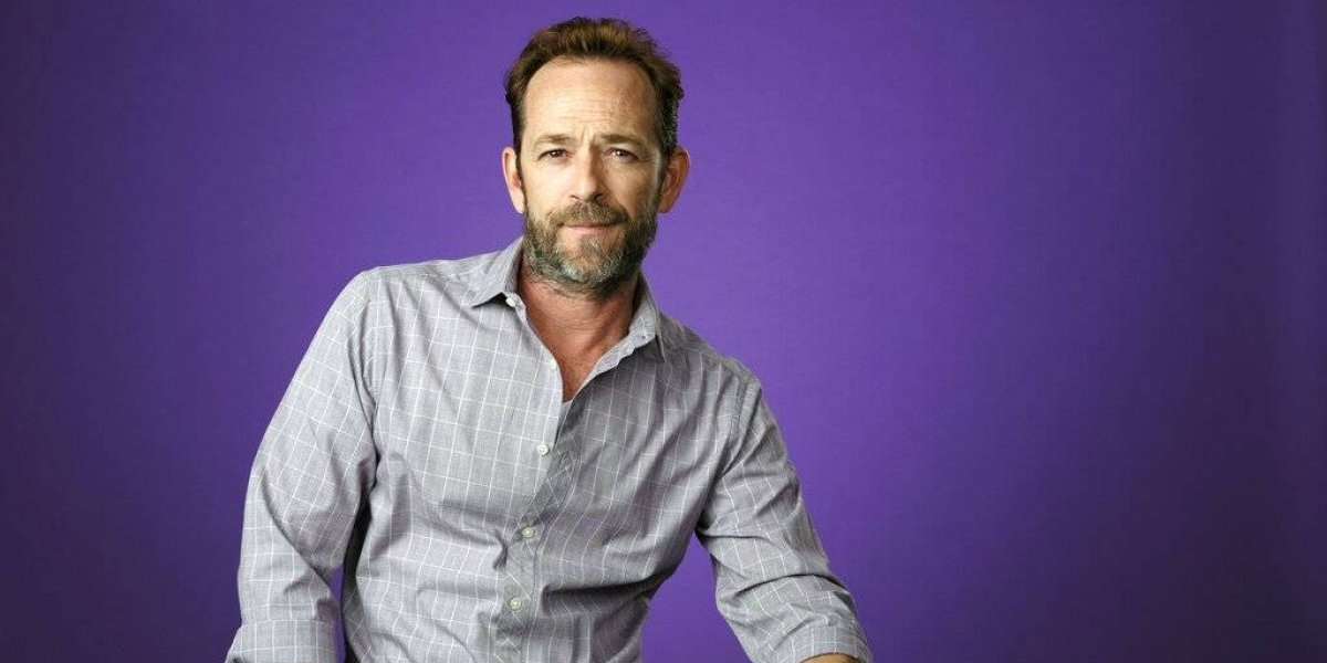 Muere el actor Luke Perry de la serie Beverly Hills, 90210