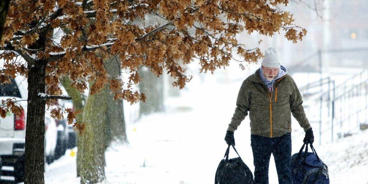 Feroz tormenta invernal en noreste de Estados Unidos