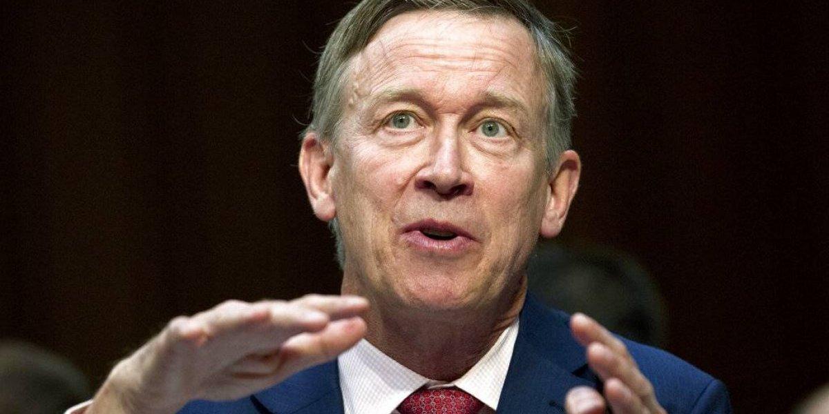 Exgobernador de Colorado anuncia postulación a la presidencia de EE. UU.