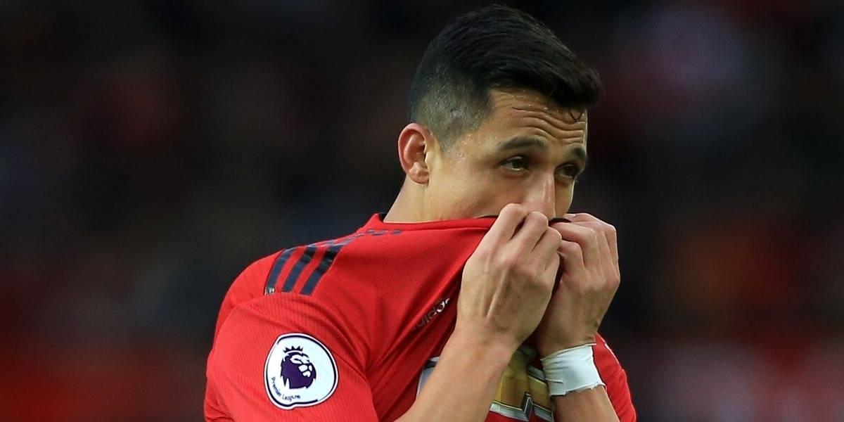 """Solskjaer descarta un pronto regreso de Alexis Sánchez: """"Le quedan varias semanas para volver"""""""