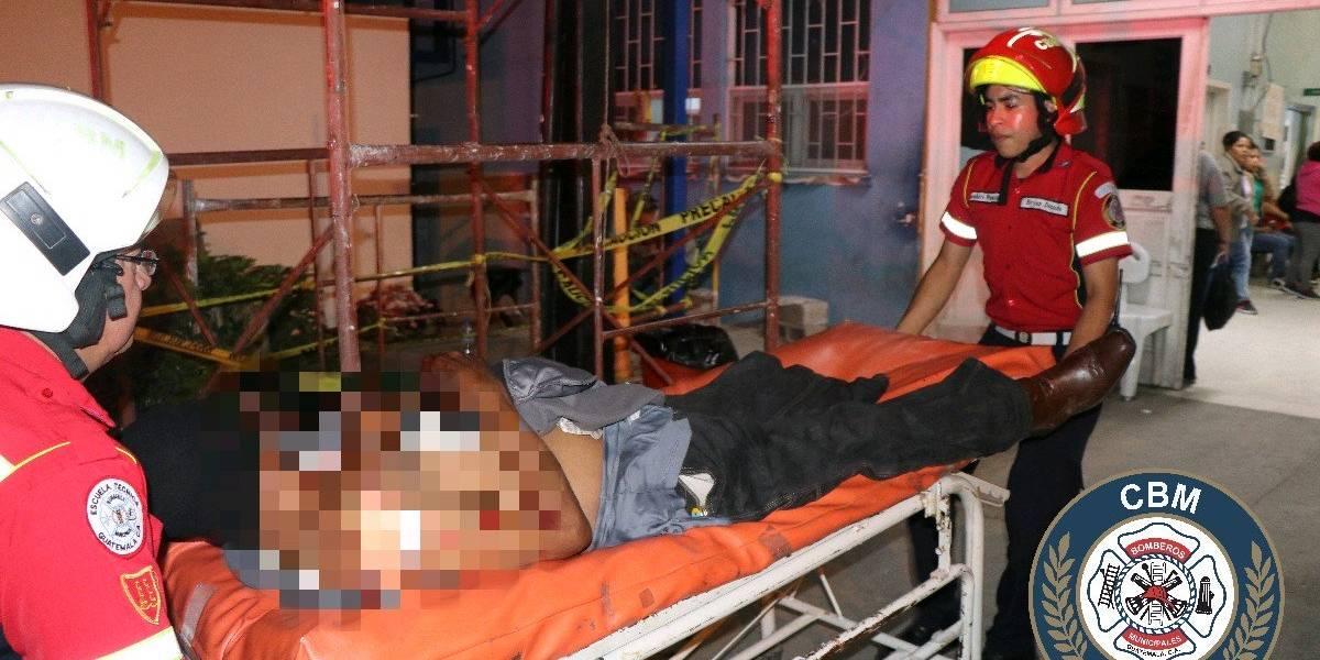 Ataques armados dejan siete heridos en la capital