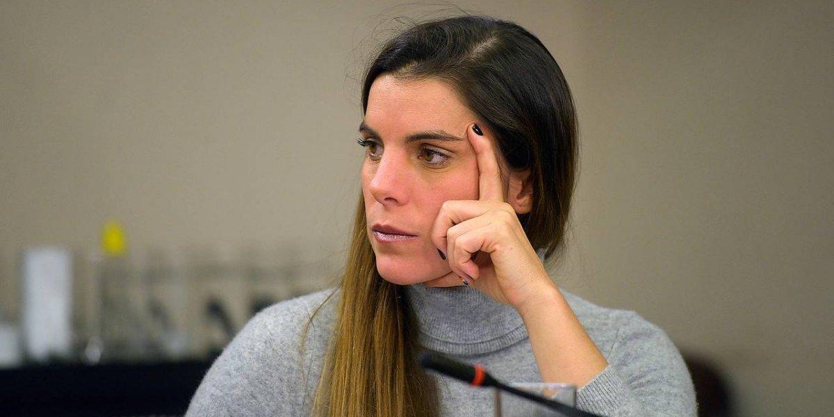 """""""MACHISMO"""": la contundente respuesta de la diputada Maite Orsini a quienes la juzgaron por una supuesta relación amorosa con Jorge Brito"""