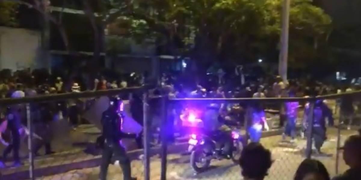 Se registraron disturbios en fiesta Berbetronik en el Carnaval de Barranquilla