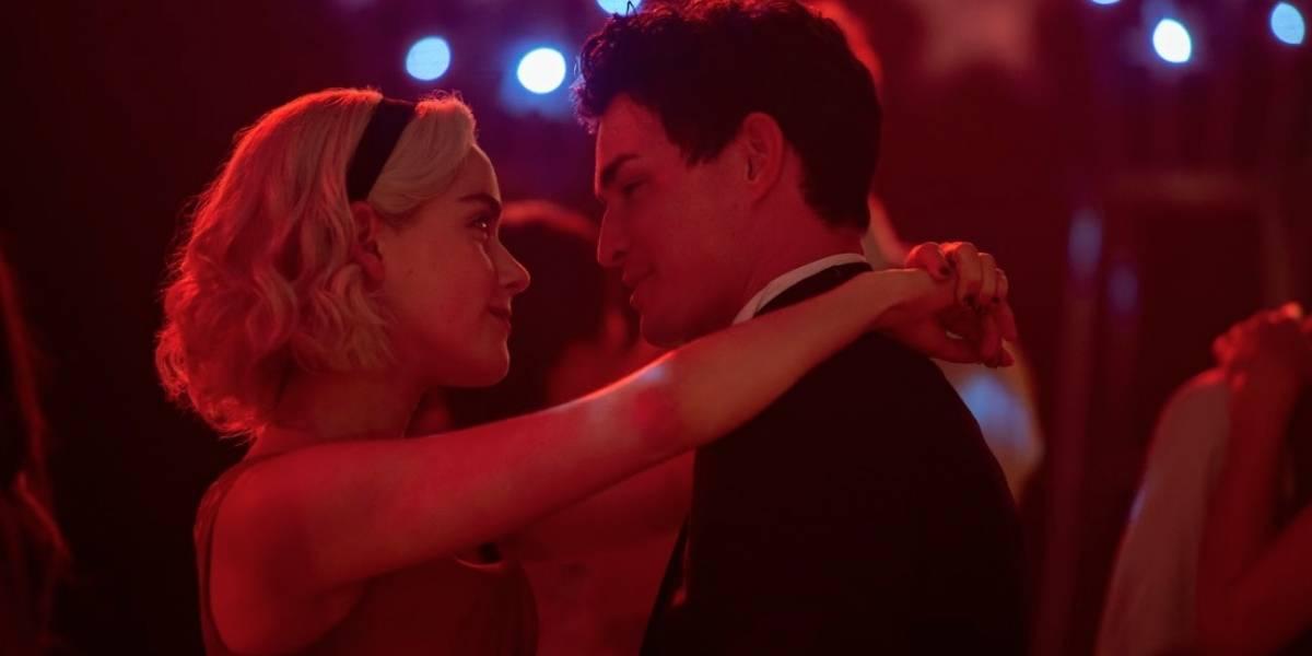"""""""El mundo oculto de Sabrina"""":Liberan las primeras imágenes de la nueva temporada"""