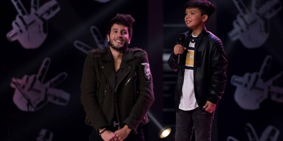 ¿Por qué dicen que Sebastián Yatra cometió este error en 'La Voz Kids'?
