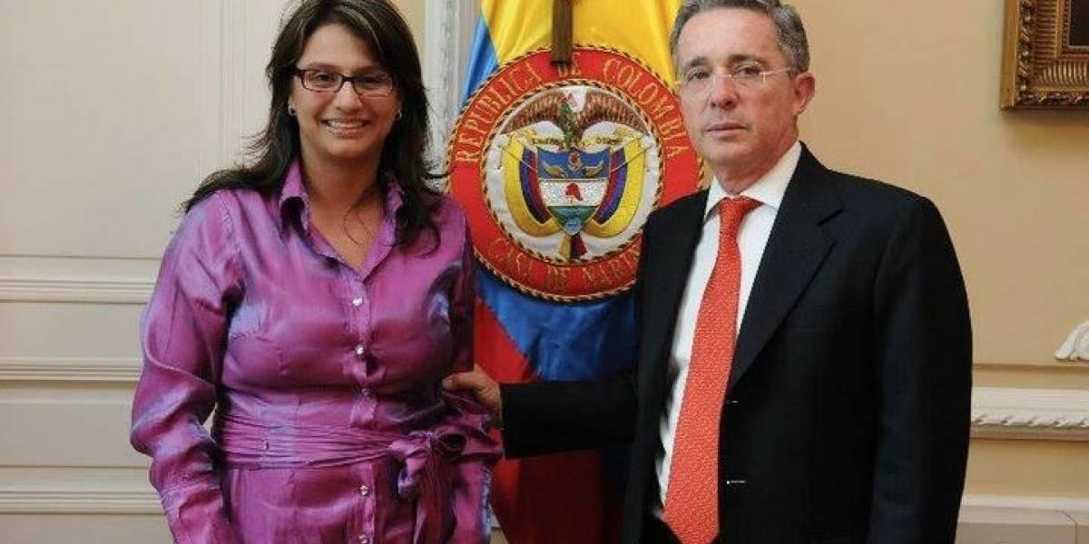 El duro mensaje de la 'consentida' de Uribe para el expresidente