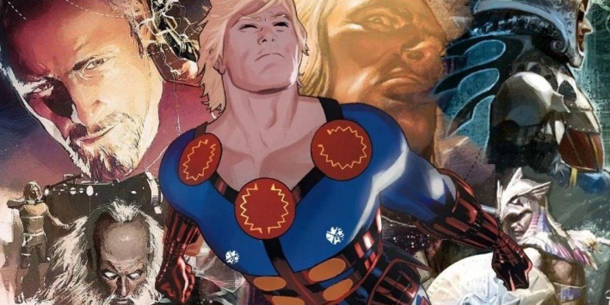 Marvel: 'The Eternals' ya tiene director y podría tener su primer superhéroe homosexual