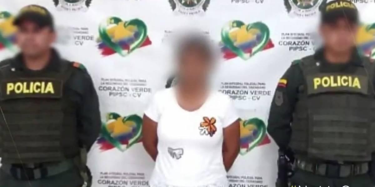Capturan a madrastra que golpeó de forma salvaje a niña de seis años