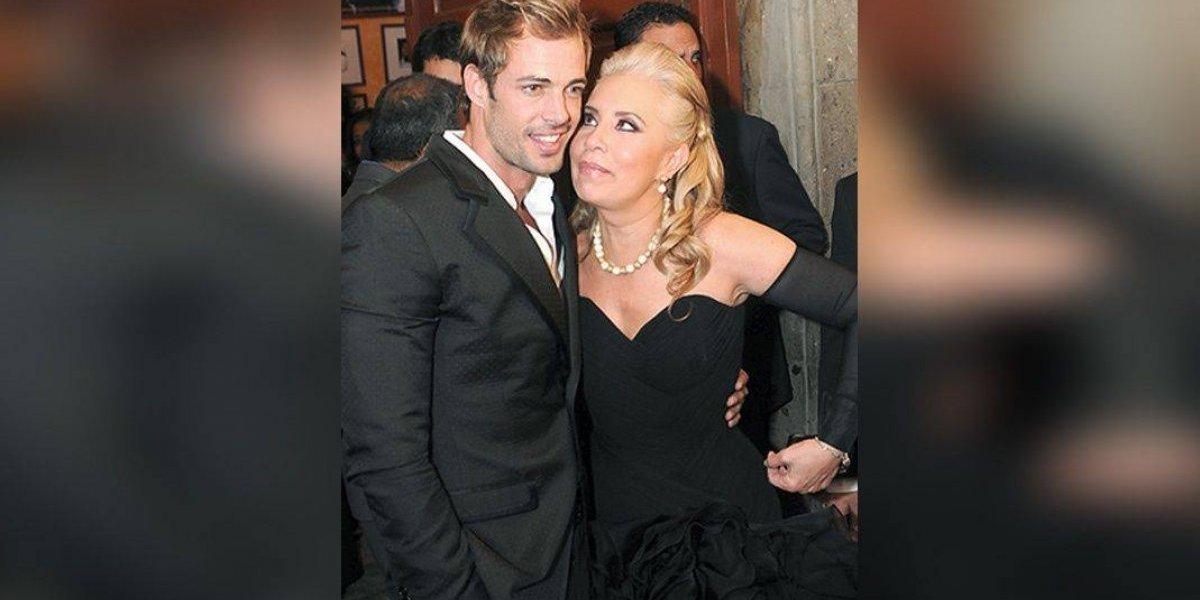 """Carla Estrada habla del """"romance"""" que tuvo con William Levy"""