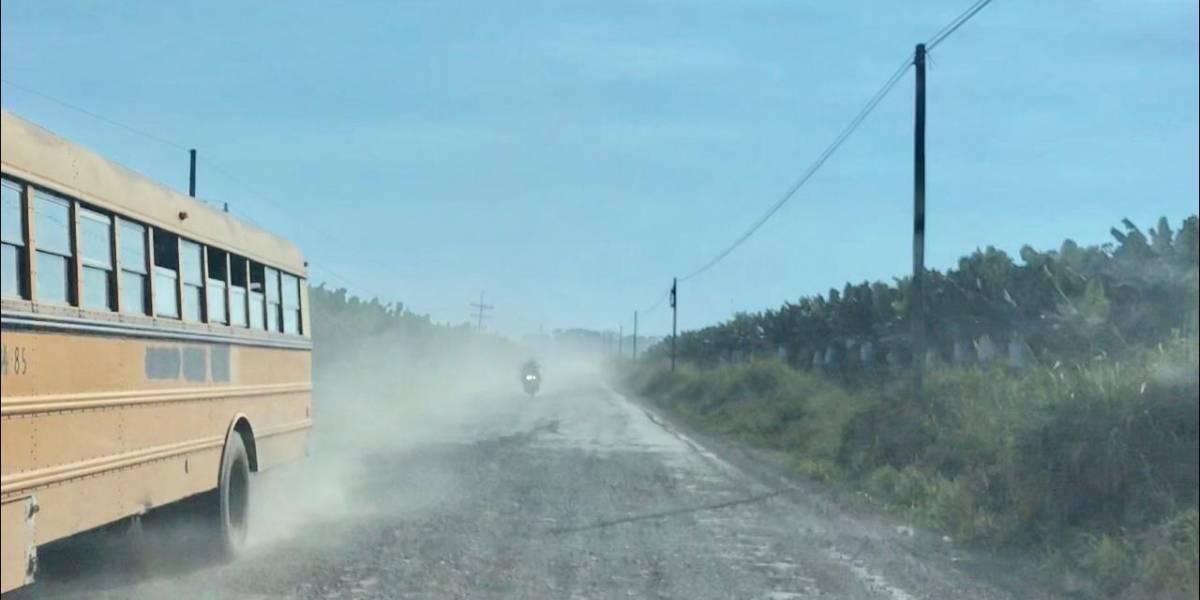 Diputada pide interpelar al titular del CIV por mal estado de ruta en San Marcos