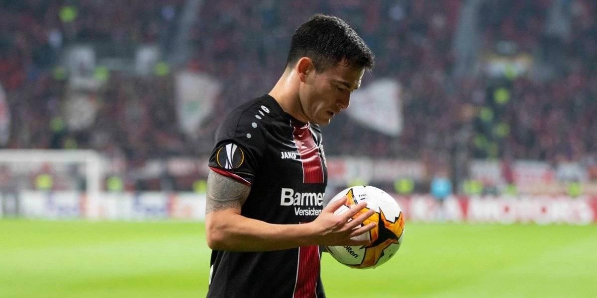 """""""El hombre clave del Leverkusen"""": La Bundesliga destaca el notable presente de Charles Aránguiz"""