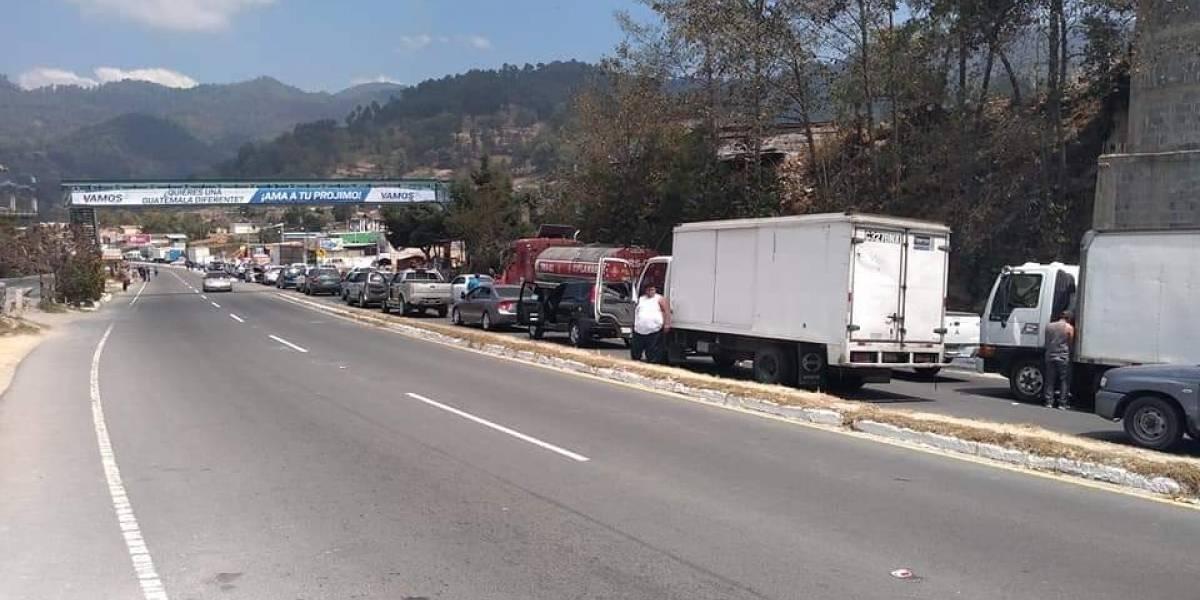 Un muerto y varios heridos deja enfrentamiento por límites territoriales en Sololá