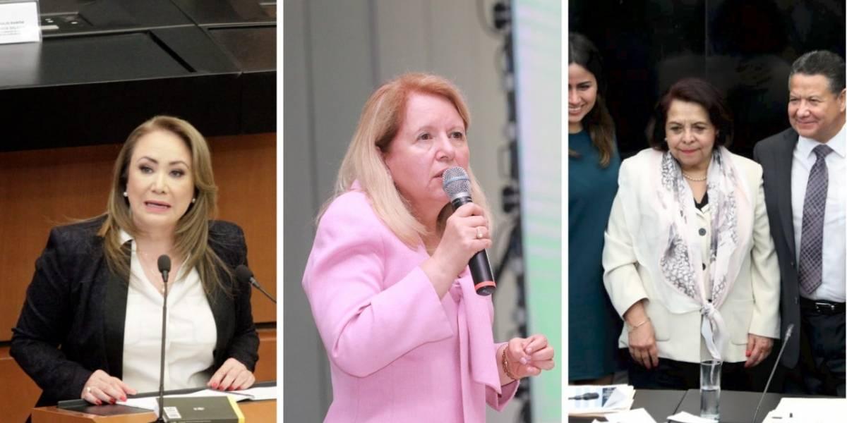Senadores cuestionan a aspirantes a la SCJN en temas álgidos