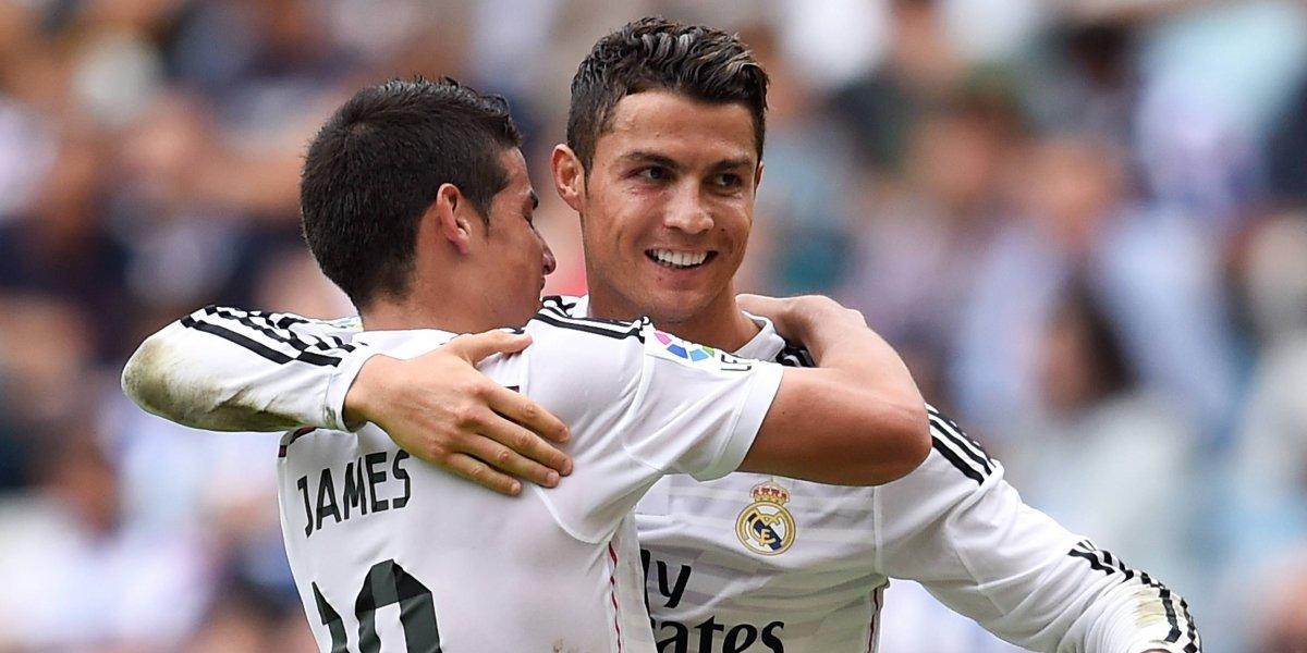 El atrevido pedido a un amigo de Cristiano y James para rescatar al Real Madrid
