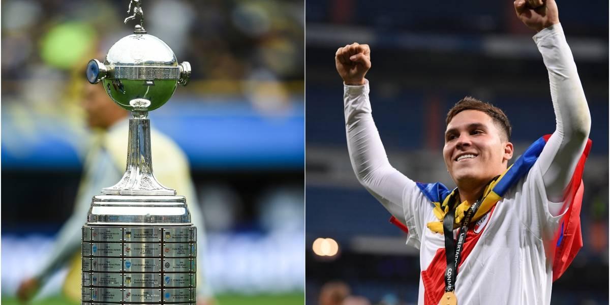 ¡Una copa de café! Inicia la fase de grupos de la Copa Libertadores