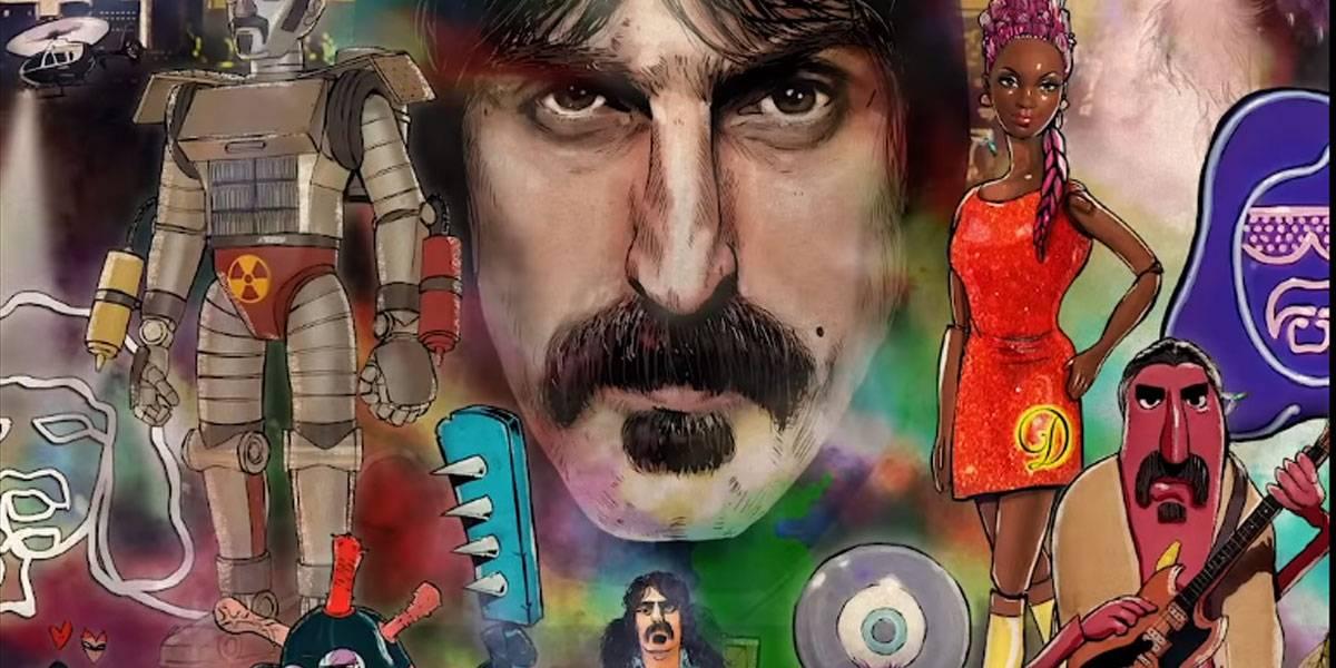 Perturbador: así luce el holograma de Frank Zappa que saldrá de gira