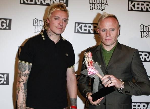 Keith Flint de The Prodigy se suicidó, así lo confirmó el tecladista de la banda