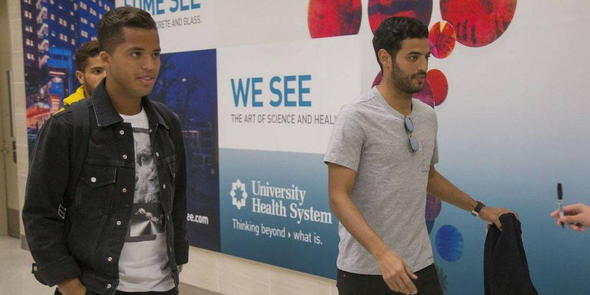 'El Galaxy se va a arrepentir de haber dejado ir a Giovani': Carlos Vela