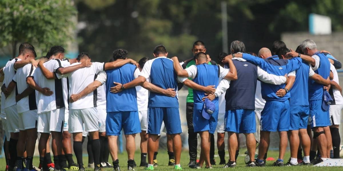 Selección Nacional estrenará su nueva piel ante Costa Rica