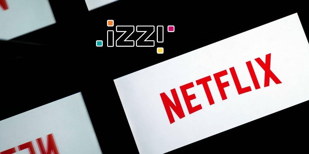 Netflix se suma a izzi en México