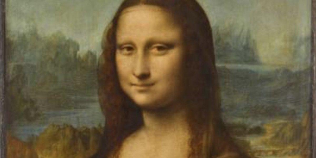 """Revelan un increíble dato sobre el dibujo de la """"Gioconda desnuda"""""""