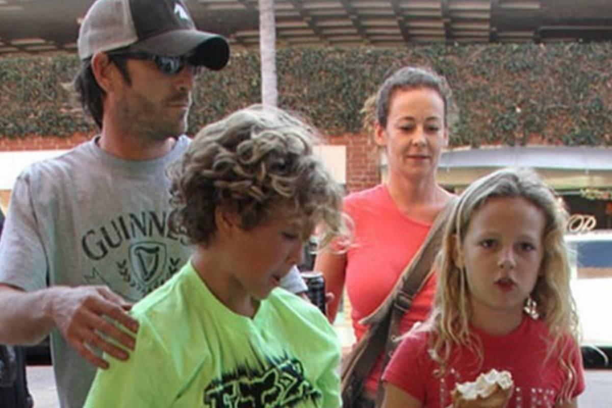 FOTOS: Ellos Son Jack Y Sophie, Los Hijos De Luke Perry