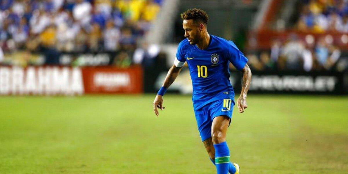Neymar revela que 2 lesiones le aquejaron durante Mundial