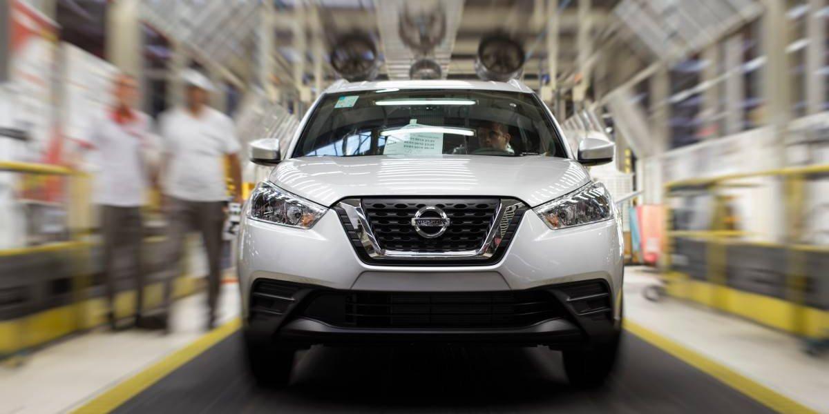 Nissan sigue batiendo récords en su planta de Resende