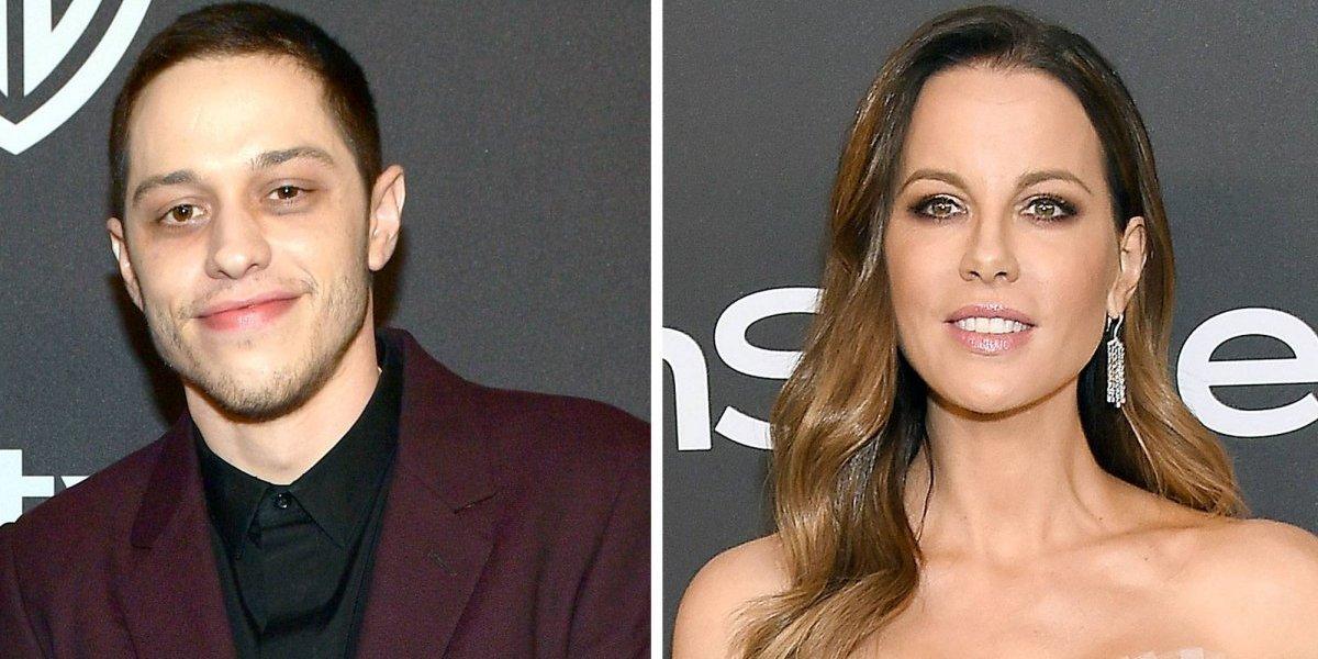 Fotos revelan romance entre Kate Beckinsale y ex de Ariana Grande