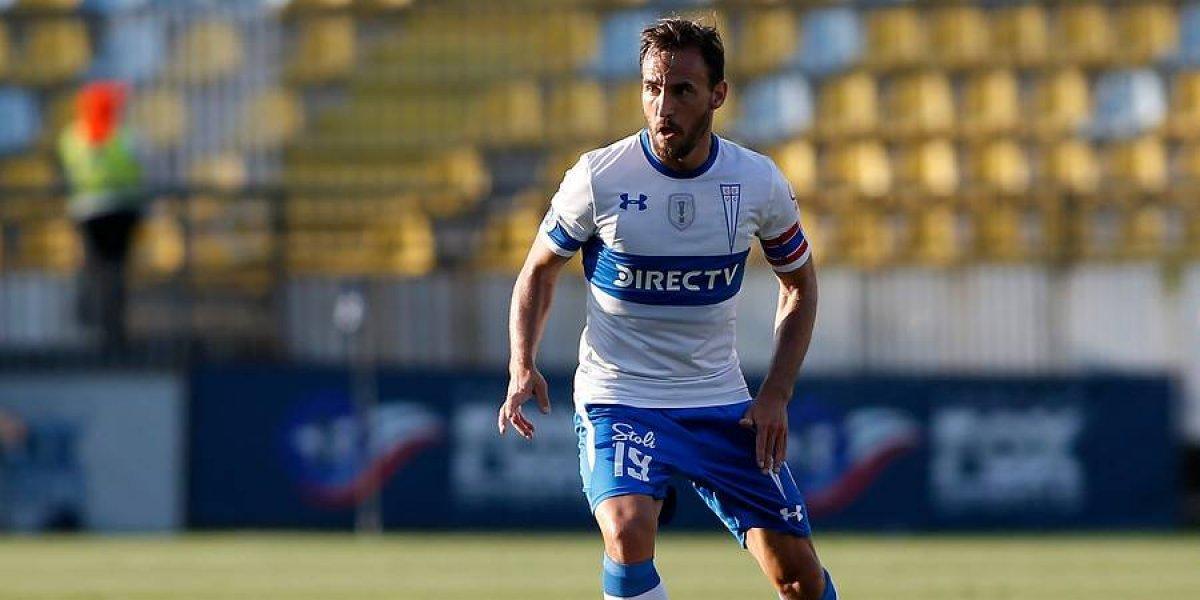 Vuelve el capitán: Gustavo Quinteros definió la oncena para su debut internacional con la UC