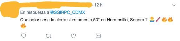 CDMX calor