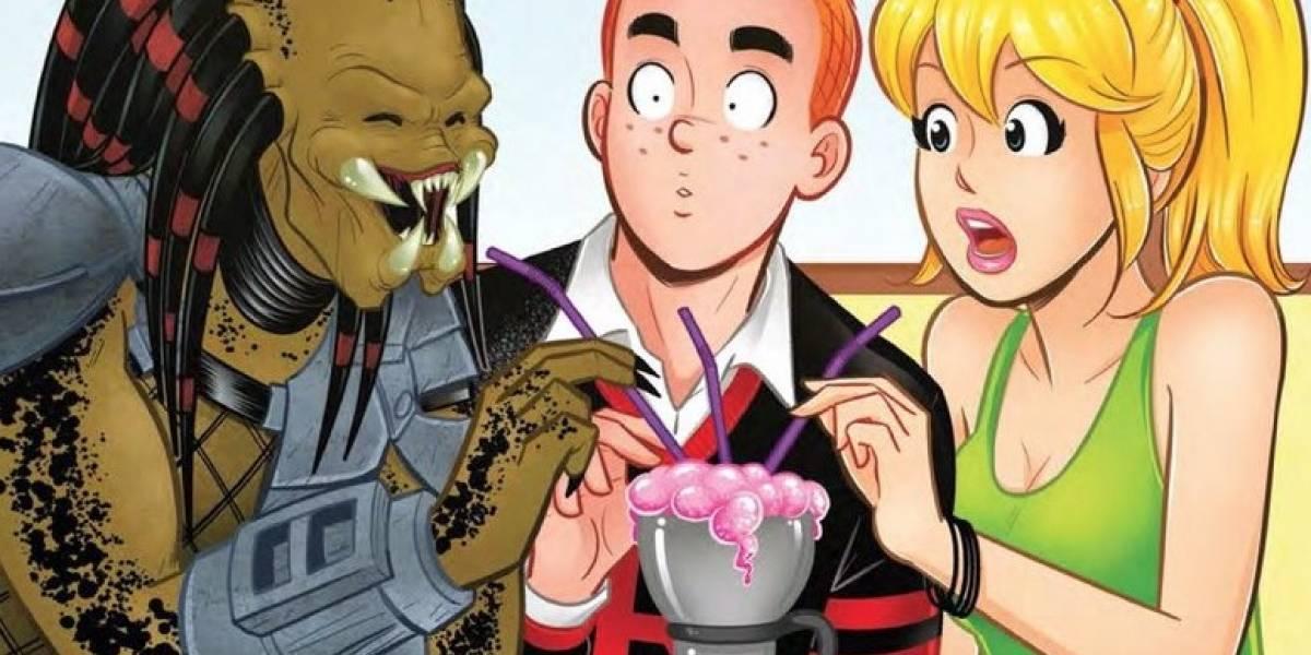 Los crossovers más raros de Archie, el pelirrojo favorito de Riverdale