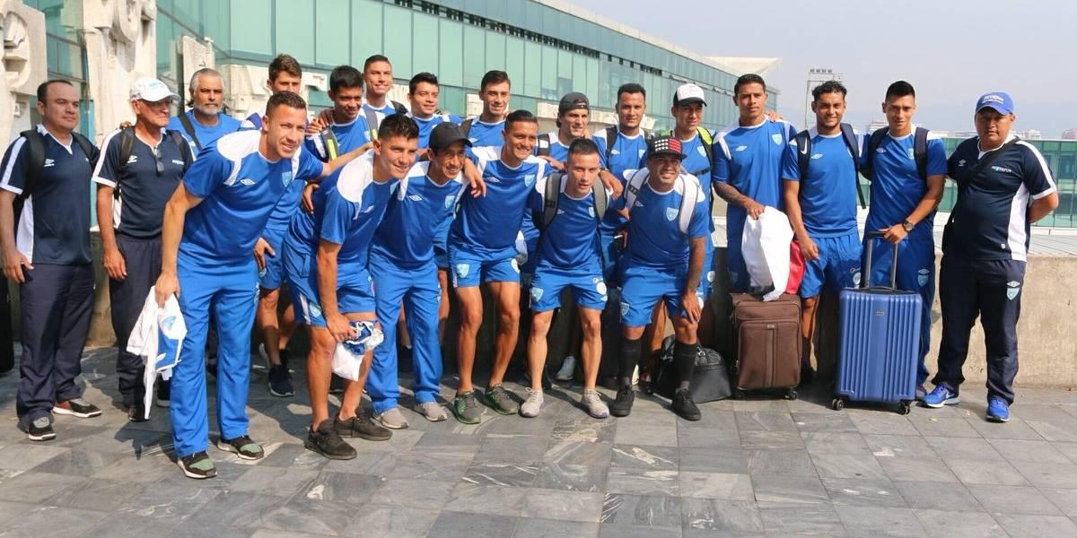 Selección Nacional viaja hacia su primer fogueo del año