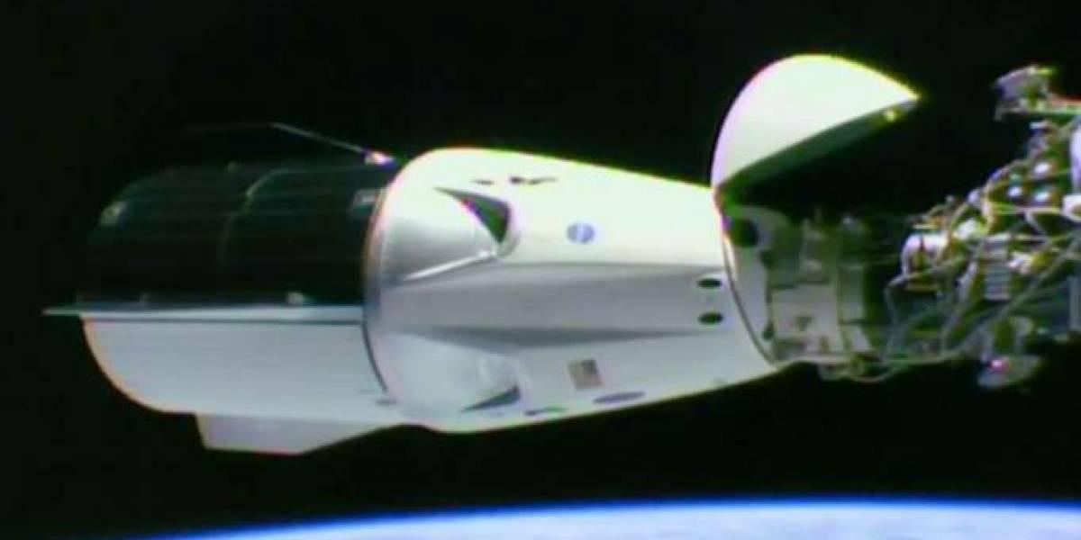 Triunfo de la ingeniería: Dragon de SpaceX se acopla exitosamente a la ISS