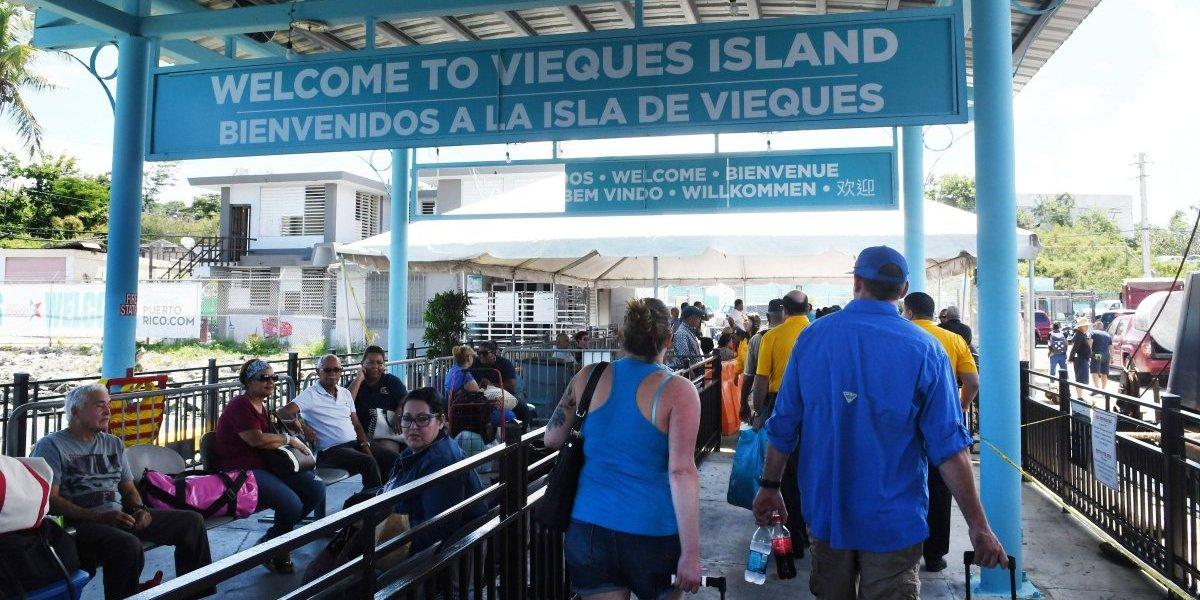 Anuncian caminata por problemas de lanchas en Vieques y Culebra