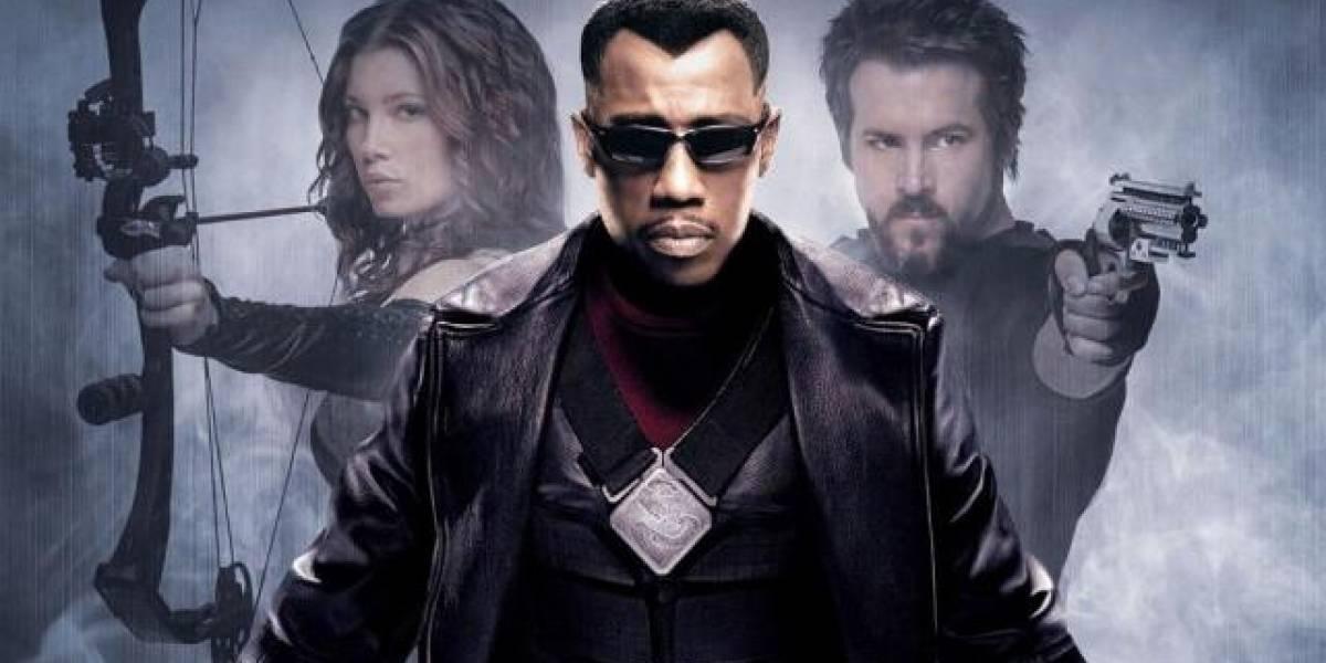 Marvel quiere resucitar a Blade con el mismo Wesley Sipes