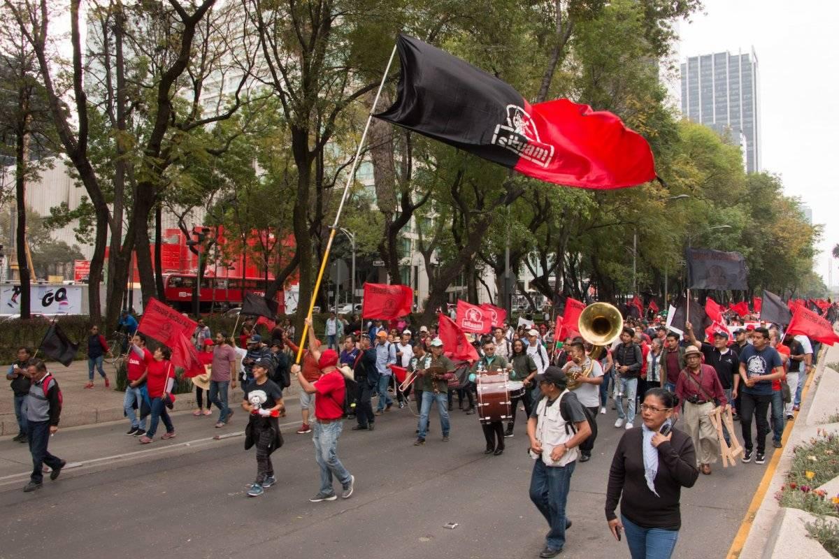 Una de las manifestaciones será de alumnos de la UAM Foto: Cuartoscuro