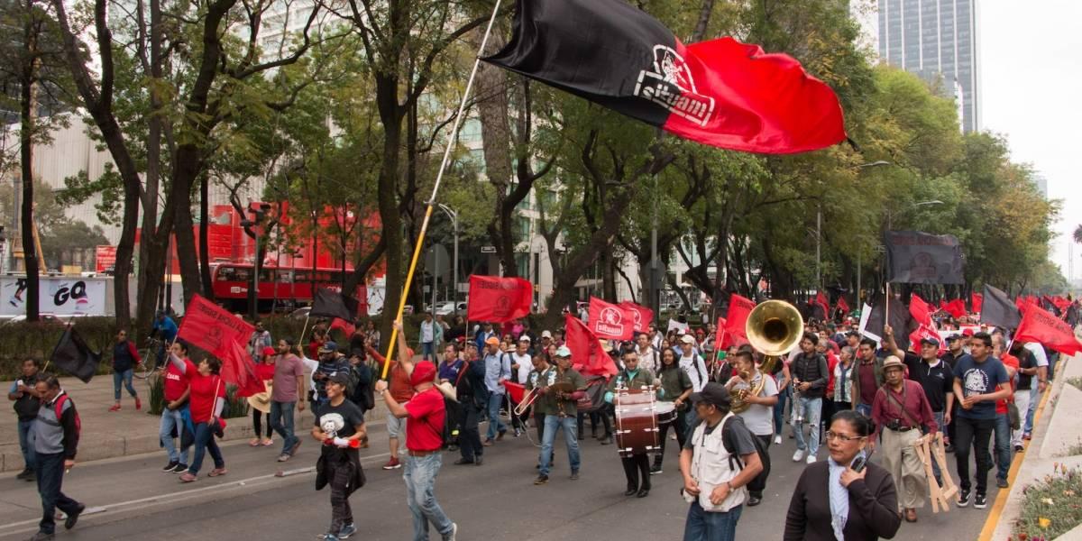 Marchas y movilizaciones en CDMX para este lunes 4 de marzo
